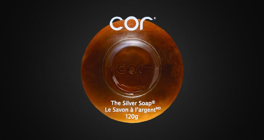 Soap Cor silver
