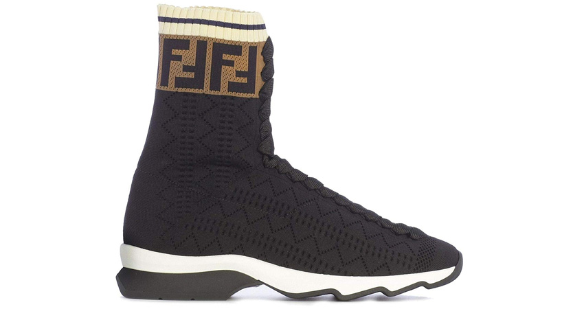 FENDI Luxury Sneakers