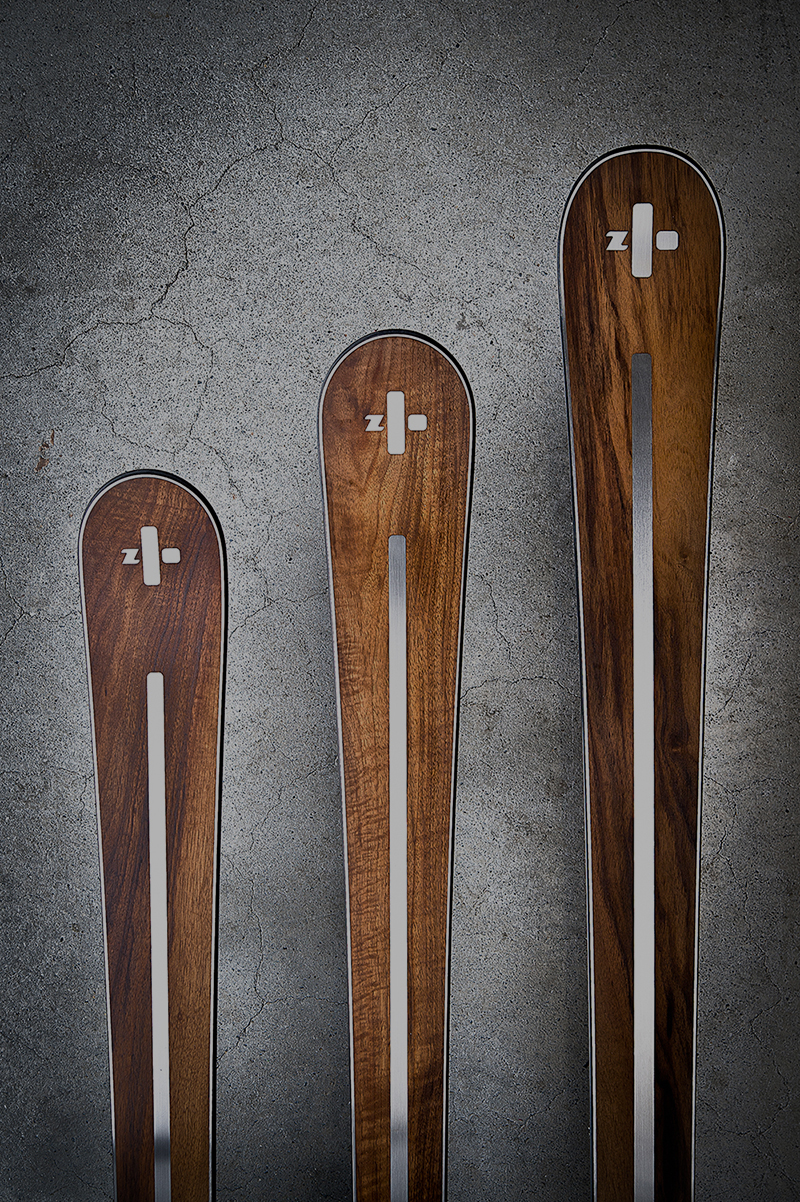 Luxury Swiss handmade ski Zai